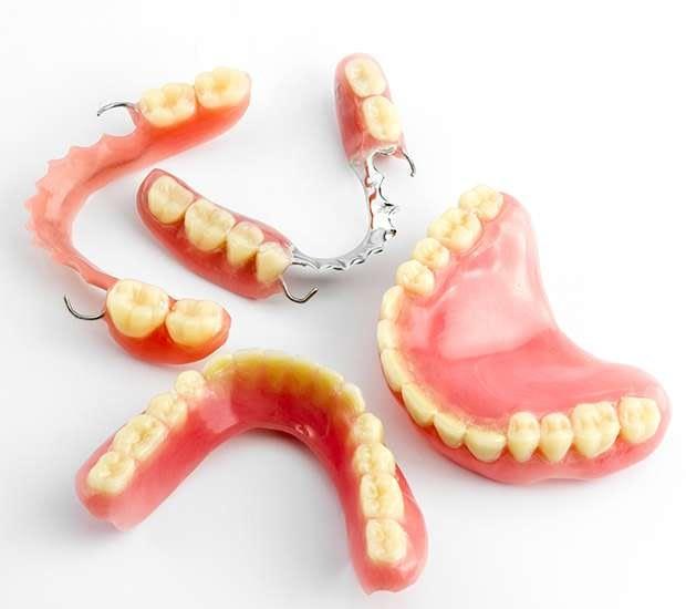Bayside What Do I Do If I Damage My Dentures
