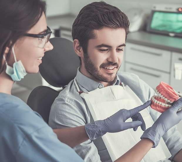 Bayside The Dental Implant Procedure